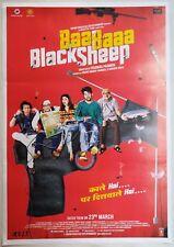 BAA BAAA BLACK SHEEP 2018 MANISH PAUL NEW BOLLYWOOD MOVIE DS POSTER 27X40 INCH