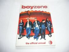 More details for boyzone - the official annual (grandreams 1999, 64 pages)