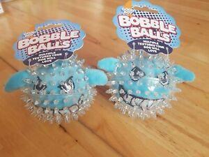 Good Boy -  Shark Bobble Balls x2 - Puppy / Dog Toy