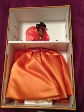 RAR!!! BARBIE COLLECTOR Symphony in chiffon Couture serie African-American NRFB