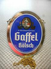Gaffel Kölsch Zapfhahnschild M271