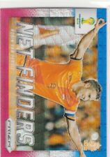 2014 Prizm World Cup Net Finders Blue and Red #14 Robin van Persie Netherlands