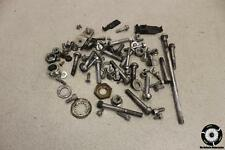 2012 Triumph Street Triple R MISCELLANEOUS NUTS BOLTS ASSORTED HARDWARE 12