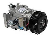 GENUINE BRAND NEW Ac Compressor SUITS HOLDEN BARINA SPARK 2013-2014 1.2L