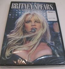 Britney Spears - Unbreakable DVD Brand New Sealed RARE!
