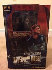 "2001 Palisades Toys-Reservoir Dogs Movie-12"" Marvin Nash Figure Nib Near Mint"