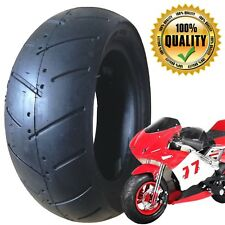Pneumatico copertone semi slick per mini moto 90/65-6.5 gomme tubeless minimoto
