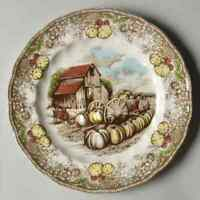 Johnson Brothers Friendly Village,The  Accent Luncheon Plate 4987108