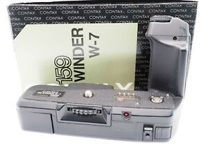 CONTAX WINDER W-7 FOR 159 BOXED  *I53