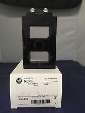 ALLEN BRADLEY CD-249 Operating Coil  REN P 200/208V  60HZ  Size 3, NEW