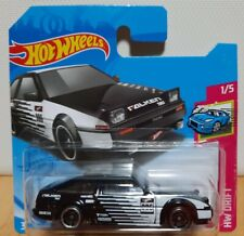 Hot Wheels 2021 HW Drift #31 Toyota AE86 Sprinter Trueno Black FALKEN JDM NEW