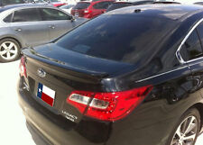 2015 and Up Painted Subaru Legacy Custom Flushmount Spoiler with Light