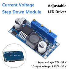 LM2596 Power Supply Step Down DC-DC Buck Converter Adjustable  LED Driver Module