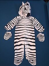 ZEBRA COSTUME INFANTS BABY SIZE 18-24 MONTHS BY UNDERWRAPS