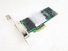 HP 436431-001 PCI-Ex4 Quad Port Gigabit Server Network Adapter 435506-003 NC364T
