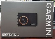 Brand New Sealed Garmin Dash Cam 55 010-01750-10 1440P 30fps  WiFi