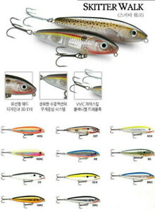 Rapala Skitter Walk // SW08 // 8cm 12g Fishing Lures (Choice of Colors)