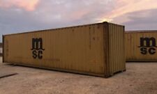 40' Standard Container Cargo-grade - price includes delivery - no deposits
