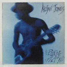 KEZIAH JONES - BLUFUNK IS A FACT - LP 1992 FRANCE ORIG DELABEL D'ANGELO PRINCE