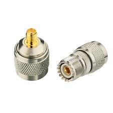 N Type Adapter KIT For HF/VHF/UHF ANT SWR Antenna Analyzer Meter Mini600 Adapter