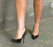 Billini Sexy Unabashed Glamour Black Patent Pu Miranda High Heels