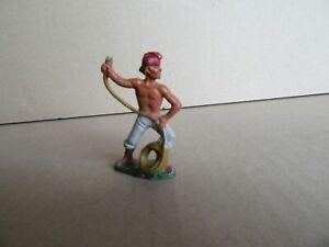 7J Starlux Figurine Plastic Pirate H 5,4 CM