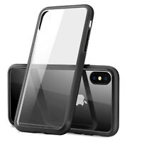 Genuine Ultra Hybrid Bumper Slim Thin HARD Cover for Apple iPhone X/6S/7/8+ Case