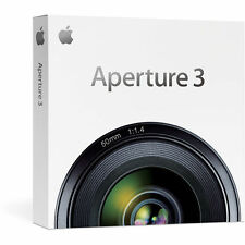 Apple Aperture 3 - includes 6.6GB content library - DOWNLOAD