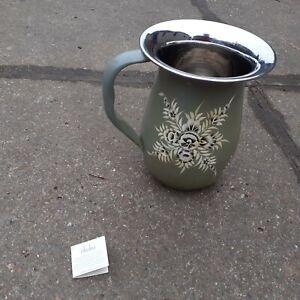 nKuKu enamel metal Pansa Jug 1.5 litre