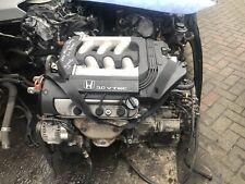 HONDA ACCORD 2000 3.0 PETROL V6 VTEC J30A ENGINE - 77K MILES