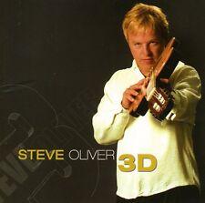Steve Oliver - 3D [New CD]