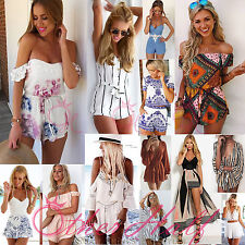 Lace Floral Petite Jumpsuits & Playsuits for Women