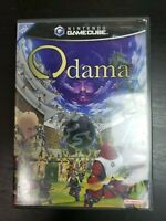 Odama GC for Nintendo GameCube with Instructions and booklet video game Tested