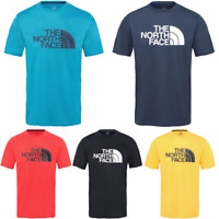 THE NORTH FACE TNF Train N Logo Flex Running Training Gym T-Shirt Mens All Size