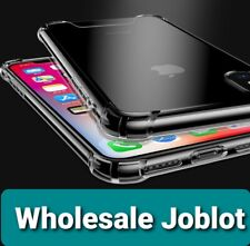 Wholesale Joblot For iPhone 12 Pro 11 Pro Max XR X 8 7 TPU Silicone Phone Cover