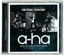 CD ★ A-HA - THE FINAL CONCERT LIVE AT OSLO ★ ALBUM ANNEE 2011 ★
