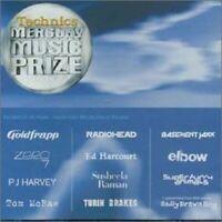 Various Artists-2001 Technics Mercury Music Prize Compilation CD   Very Good