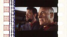 STAR TREK: INSURRECTION great FLAT movie trailer on 35mm film 1998 (pv1867)