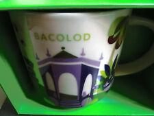 2017 STARBUCKS Bacolod PHILIPPINES 14 OZ MUG You Are Here Collection sku new