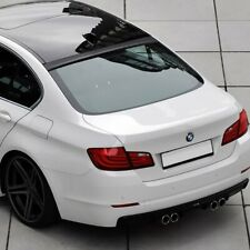 Real Carbon Fiber Rear Roof Spoiler Wing For 2011-2016 BMW F10/F18 5-Series M5
