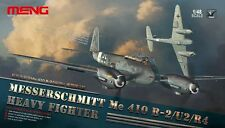 Meng Model LS-004 1/48 Messerschmitt Me 410 B-2/U2/R4 Heavy Fighter