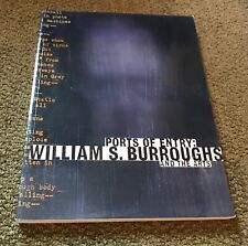 Ports of Entry : William S. Burroughs and the Arts by Robert A. Sobieszek...