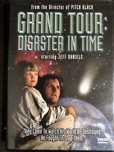 GRAND TOUR DISASTER IN TIME DVD JEFF DANIELS Region 1