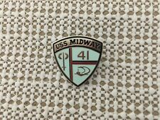 Uss Midway Hat Pin