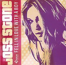 Joss Stone Fell In Love With a Boy PROMO CD Single 2003