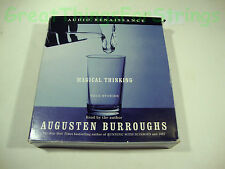 Magical Thinking Augusten Burroughs Audio Book CD 2004 UnAbridged Compact NonFic