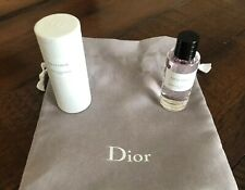 NEW authentic Christian Dior GRIS DIOR Privee Collection 7.5ml EDP deluxe sample