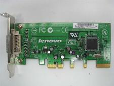 IBM/Lenovo DVI-I PCI-E Video Connection ThinkCentre Graphic Adapter FRU39J9334