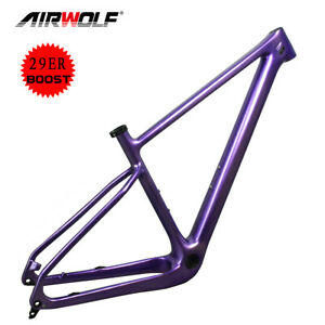 AIRWOLF 29ER T1000 Full Carbon Boost Frame Mtb Mountain Bike Bicycle Frames