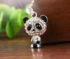 Panda Sweater Necklace